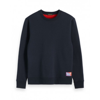 CLASSIC CREWNECK SWEAT WITH...