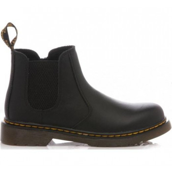 BLACK SOFTY T CHELSEA BOOT