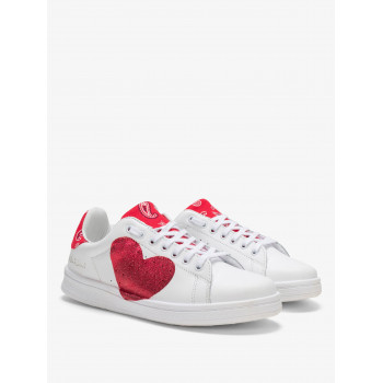 DAIQUIRI SNEAKER CUORE RED...