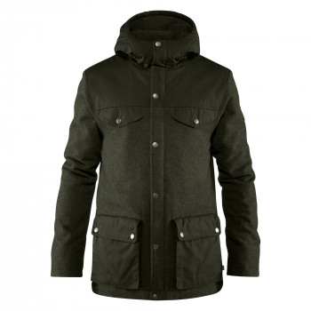 GREENLAND RE-WOOL JACKET