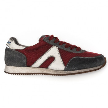 SUPER CANVAS DIRTY RED/GREY