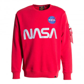 SWEATER NASA REFLECTIVE...