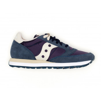JAZZ NAVY/OFF WHT