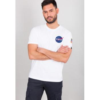 SPACE SHUTTLE T WHITE