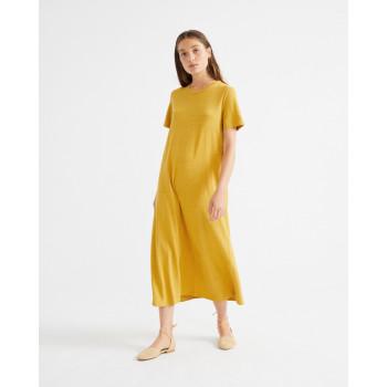 HEMP OUEME DRESS