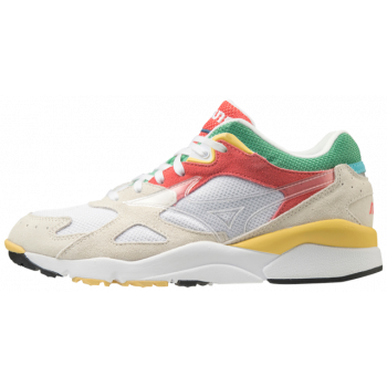 SKY MEDAL WHITE/CORAL/GREEN
