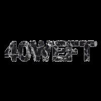 40 weft